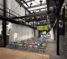 BMW Guggenheim Lab by Atelier Bow Wow - in carbon fibre