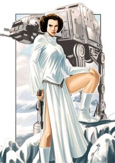 Princess Leia Organa | Star Wars