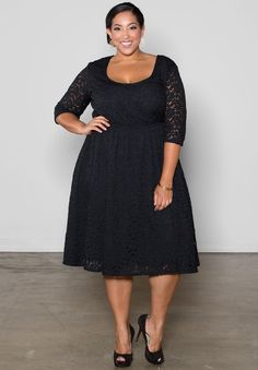 Share for 15% off your purchase! Harlow Lace Dress