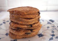 On Sundays I Make Breakfast: Sweet Potato Pancakes