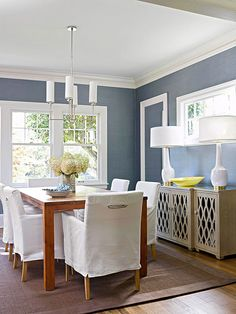 Searching For How To Create A Breezy Aesthetic In Your Dining Room E Look No