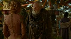 """Episode 2 """"The Lion and the Rose"""" - Game Of Thrones KissThemGoodbye Net 1844 - Game of Thrones Screencaps Game Of Thrones Screencaps, Game Of Thrones Cersei, Mother Of The Groom Gowns, Collar Dress, Purple Wedding, Lion, Creative Things, Rose, Wedding Dress"""