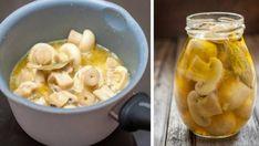 Nakládané houby s tou nejlepší chutí a nejrychlejší přípravou! Stačí jen 10 minut! | Vychytávkov