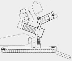 Plano del sanatorio de paimio- Alvar Aalto