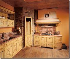 old italian kitchen - Google Search