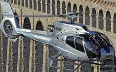 Cinco novos helicópteros para sonhar
