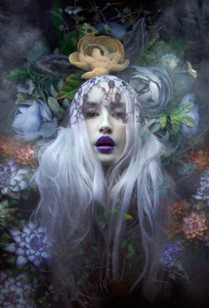 Natalie Shau – Lost Bunny • Dark Beauty