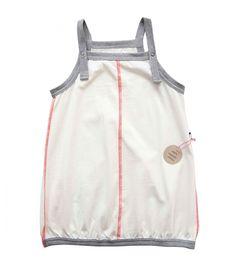 Camiseta para niña de algodón orgánico - Nobale