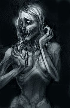 Anorexia by TheBoyofCheese.deviantart.com on @deviantART