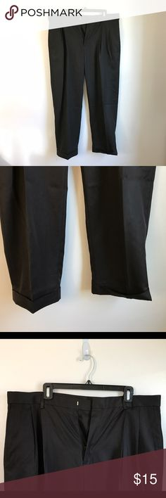 Men's dark gray dress pants NWT | Gray dress pants, Dress slacks ...