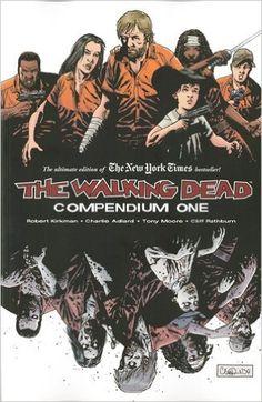 The Walking Dead - Compendium One - Livros em inglês na Amazon.com.br