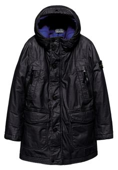 Stone Island Hooded Parka