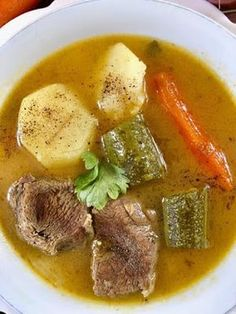 Ζωμός με μοσχάρι και λαχανικά !!!! ~ ΜΑΓΕΙΡΙΚΗ ΚΑΙ ΣΥΝΤΑΓΕΣ 2 Lamb Recipes, Greek Recipes, Cooking Recipes, Easy Healthy Recipes, Easy Meals, Easy Snacks, Cypriot Food, Salad Dishes, Greek Cooking