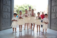 Pajecitos en tu boda #boda #niños #pajes