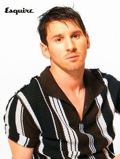 Leo Messi poses for Esquire Magazine UK March Lord bless him! Thanks for last night's game! Leonel Messi, God Of Football, Football Players, John John, Lionel Messi Family, Argentina National Team, Messi 10, Football Pictures, Esquire