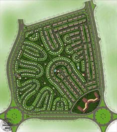 Town house corner for sale in layan. Town for sale in layan Landscape Plans, City Landscape, Landscape Design, Urban Design Concept, Urban Design Plan, City Layout, Layout Design, Mall Design, Urban Park