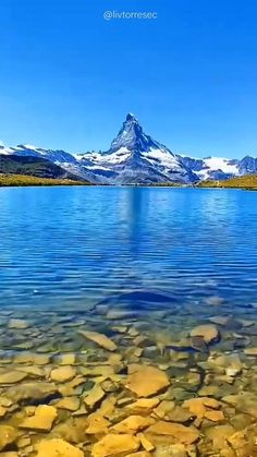 WONDERFUL | WATER | SEA | MOUTAINS | LIVE  WALLPAPERS | By @livtorresec