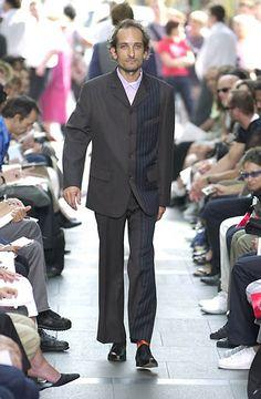 Comme des Garcons Homme Plus - StyleZeitgeist Comme Des Garcons, Menswear, Suits, Fashion, Moda, Fashion Styles, Suit, Men Wear, Men's Clothing