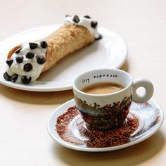 Coffee illy & Cannoli BY