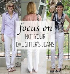 Not Your Daughter's Jeans NYDJ spring collection – jeans women love! | 40plusstyle.com