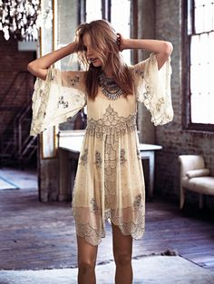 Kristal's Limited Edition Dress from Free People