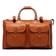Gorgeous leather satchel