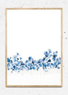 """Trine Holbaek designs - """"Fields"""".  Fås fx på jutspotted.dk - klik på billedet for link"""
