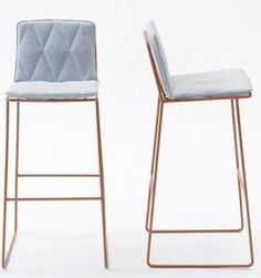 A perfect modern idea of the stool for your interior design See more:  https://www.brabbu.com/en/inspiration-and-ideas/category/interior-design/living-room