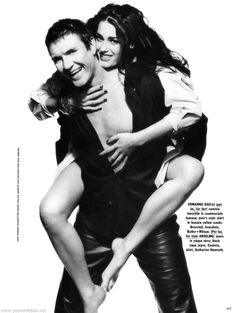 Yasmin and Simon Le Bon