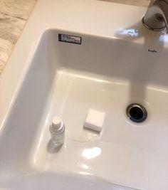 洗面台掃除はオーバーフロー穴も重要!丸ごとピカピカになる4つのポイント   Sumai 日刊住まい