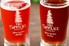 My Visit to Big Spruce Brewing, Cape Breton. Canada's second only on-farm organic microbrewery.