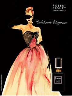 Fracas, released in 1948, was the third perfume to be released by French Couturier Robert Piguet. Like the two fragrances to proceed it, Bandit and Visa, it was created by Germaine Cellier and is considered by many to be the reference tuberose fragrance, the one that all others attempt to be in someway or another. But none, I repeat none can ever live up to Fracas – the diva of the tuberose world.