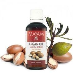 Ulei de Argan BIO, virgin, 50 ml, Mayam - Sabedoria