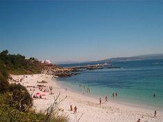 Illa de Ons, Galicia. España.