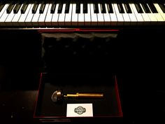 Cool Gadgets, Trumpet, Piano, Music Instruments, Cool Stuff, Cool Things, Pianos, Trumpets, Musical Instruments