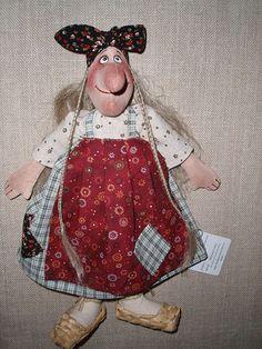 Авторские куклы | Записи в рубрике Авторские куклы | Дневник Лена-Магдалена : LiveInternet - Российский Сервис Онлайн-Дневников Granny Dolls, Monster Dolls, Halloween Doll, Textiles, Toy 2, Sewing Toys, Softies, Handmade Art, Art Dolls