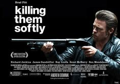 Brad Pitt tries 'Killing Them Softly' but without much fanfare (Review)