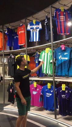 Barcelona, Football Soccer, Man, Under Armour, Nike, Adidas, Sports, Team T Shirts, Football Team