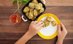 Kids in the Kitchen: Green Chicken Fingers