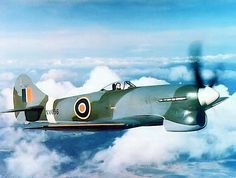 Hawker Tempest Mk IV