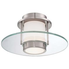 George Kovacs 1 Light Flush Mount & Reviews | Wayfair