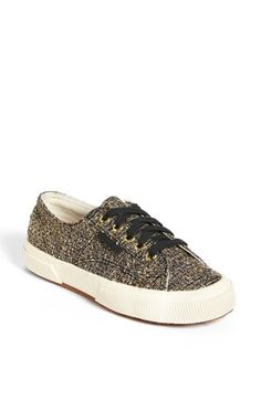 Superga Metallic Sneaker (Women) (Limited Edition) available at #Nordstrom