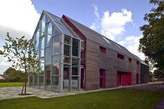 Sliding House in Suffolk - proHolz Austria
