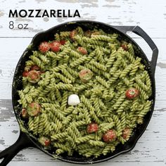 This Creamy Pesto Pasta Bake Is The Perfect Weekend Cheat Meal