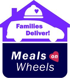 Meals on Wheels, teaching them to give back  :)))))