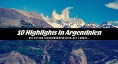 Was sind die Top Sehenswürdigkeiten in Argentinien die man unbedingt gesehen haben muss? Diese Liste ist meine Antwort auf diese oft gestellte Frage!