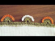Basic Embroidery Stitches, Creative Embroidery, Hand Embroidery, Crochet Edging Patterns, Crochet Borders, Saree Kuchu New Designs, Kutch Work Designs, Saree Tassels, Crochet Videos