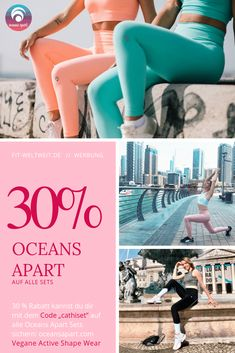 discount at Oceans Apart (Action - Gutscheincodes Rabatte 2019 - Yoga Fitness Shakes, Vegan Fitness, Pilates, Fitness Motivation, Fat Burning Cardio, Weight Watchers Diet, Tabata Workouts, Sport Fitness, New Trends