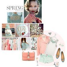"""Spring Edition"" by elske88 on Polyvore"