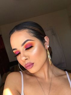 Gorgeous Makeup: Tips and Tricks With Eye Makeup and Eyeshadow – Makeup Design Ideas Flawless Makeup, Gorgeous Makeup, Love Makeup, Makeup Inspo, Makeup Inspiration, Makeup Ideas, Makeup Course, Flawless Face, Makeup Guide